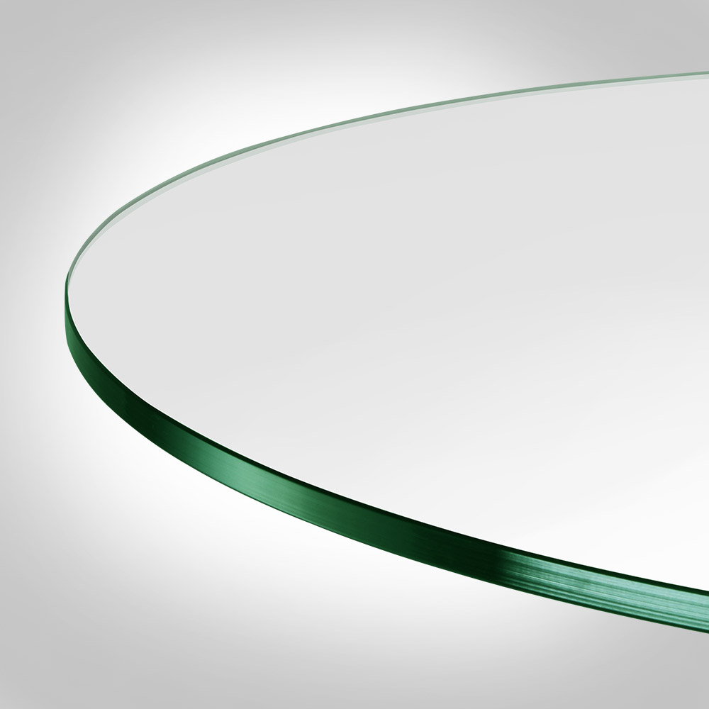 38 Inch Round Glass Table Tops Dulles Glass And Mirror